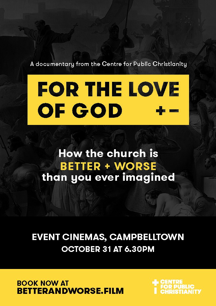 FOR THE LOVE OF GOD – more screenings!
